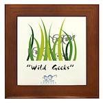 Wild Geeks Framed Tile