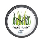 Wild Geeks Wall Clock