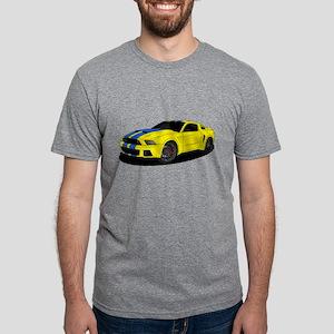 Muscle car yellow T-Shirt