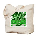 Are you better off? Tote Bag