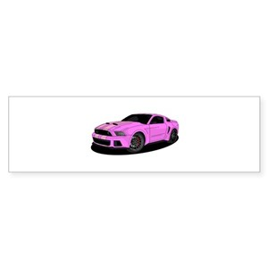 Muscle Car Bumper Stickers Cafepress