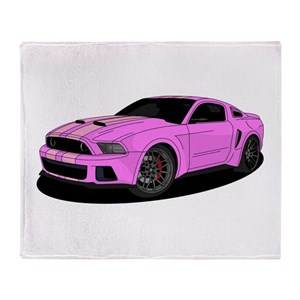 American Muscle Car Blankets Cafepress