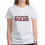 sylvester rules Women's T-Shirt