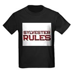 sylvester rules Kids Dark T-Shirt