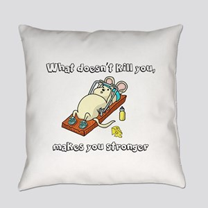 Mouse trap Everyday Pillow