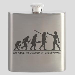 Go Back Evolution Flask