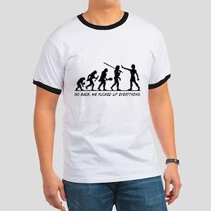 Go Back Evolution T-Shirt