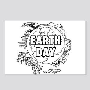 Earth Day 2011 Postcards (Package of 8)