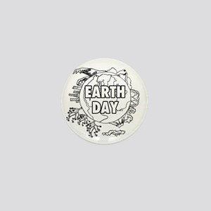 Earth Day 2011 Mini Button