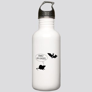 Omg An angel Water Bottle