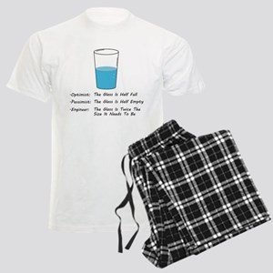 Optimist pessimist engineer Pajamas