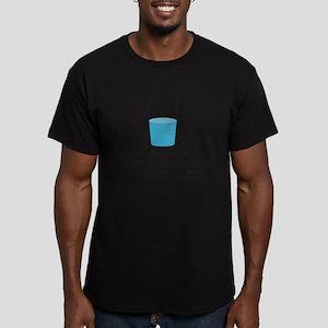 Optimist pessimist engineer T-Shirt