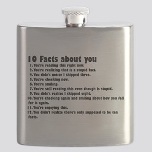 10 Facts about you Flask
