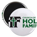 Church Of The Holy Family Magnets