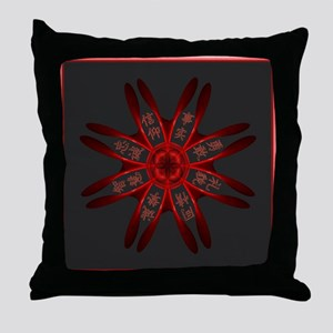 Kenpo Tenets Throw Pillow