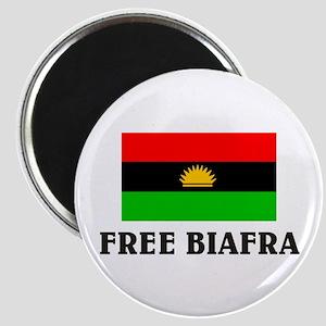Free Biafra Magnet