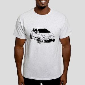 500 black T-Shirt