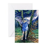 Dragonfly Fairy Greeting Cards (Pk of 10)