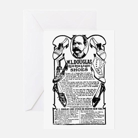 03/26/1909 - W.L. Douglas Greeting Card