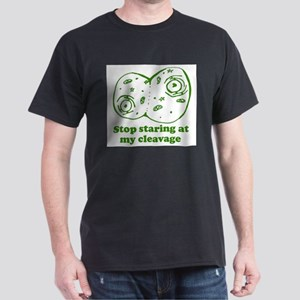Stop Staring at my Cleavage T-Shirt