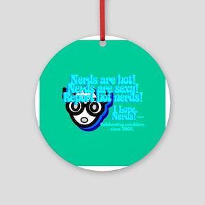 Nerds Ornament (Round)