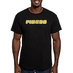 Pigeon Men's Fitted T-Shirt (dark)