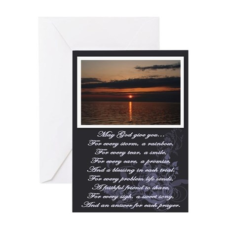 Special Irish Blessing Greeting Card