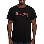 Jazz Baby Men's Fitted T-Shirt (dark)