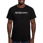 Sideman Men's Fitted T-Shirt (dark)