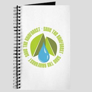 Save the Rainforest Journal