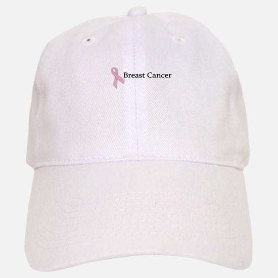 Breast Cancer Baseball Baseball Cap