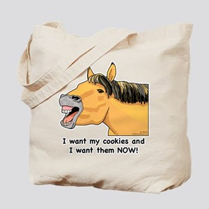 I want my Cookies! Tote Bag