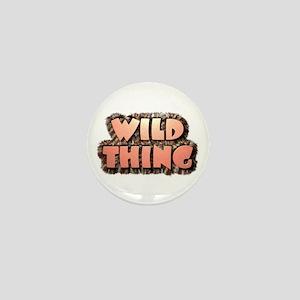 Wild Thing 1 Mini Button