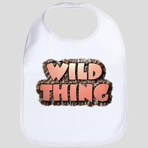 Wild Thing 1 Bib