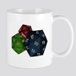 20-sided Dice Mug
