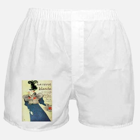Toulouse-Lautrec Boxer Shorts