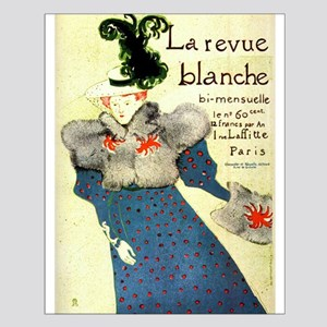 Toulouse-Lautrec Small Poster