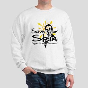 Save Your Skin Sweatshirt