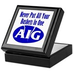 AIG Keepsake Box