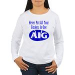 AIG Women's Long Sleeve T-Shirt