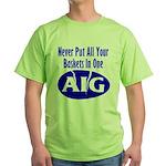 AIG Green T-Shirt