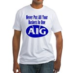 AIG Fitted T-Shirt