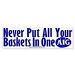AIG Bumper Sticker