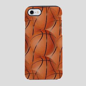 Basketballs iPhone 7 Tough Case