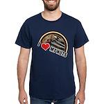 I Love My Nuts Dark T-Shirt