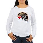 I Love My Nuts Women's Long Sleeve T-Shirt