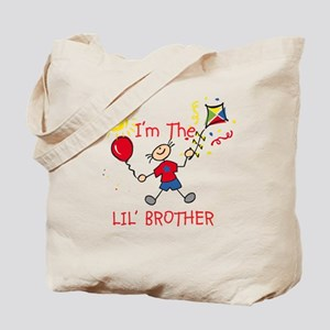 I'm The Lil Brother Tote Bag