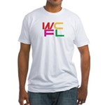 WCFL Chicago 1971 - Fitted T-Shirt
