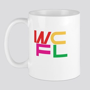 WCFL Chicago 1971 - Mug