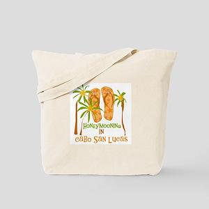 Honeymoon Cabo San Lucas Tote Bag